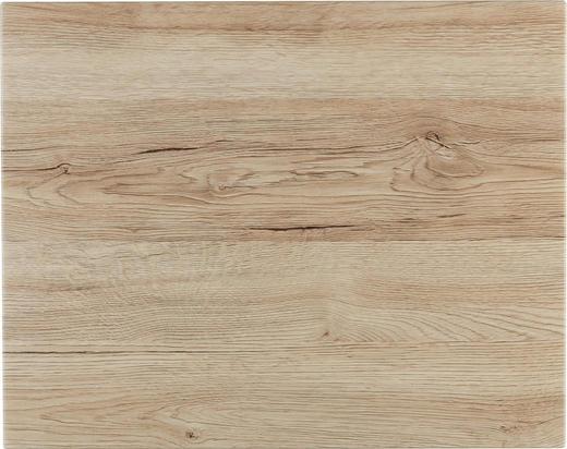 Klappe für Schuhschrank Eichefarben - Eichefarben, Design (52/42cm) - Xora