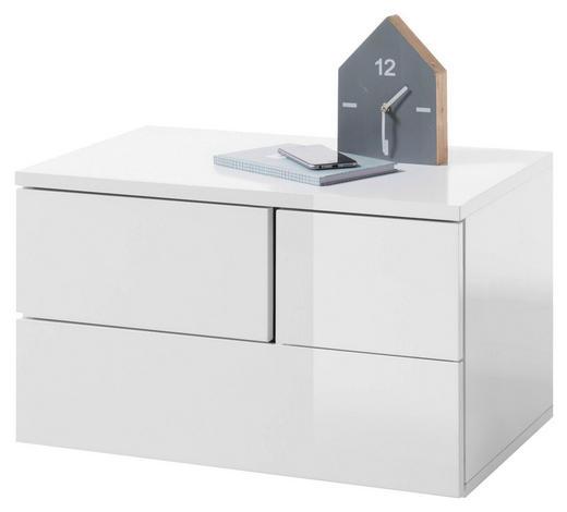 KOMMODE 60/40/37 cm - Weiß, Design, Holzwerkstoff (60/40/37cm) - Carryhome