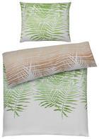 POVLEČENÍ - zelená/přírodní barvy, Moderní, textil (140/200cm) - ESPOSA