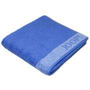 DUSCHTUCH 80/150 cm - Blau, KONVENTIONELL, Textil (80/150cm) - Joop!