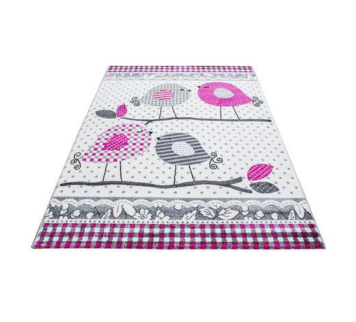 KINDERTEPPICH 160/230 cm - Grau, Trend, Textil (160/230cm) - Ben'n'jen