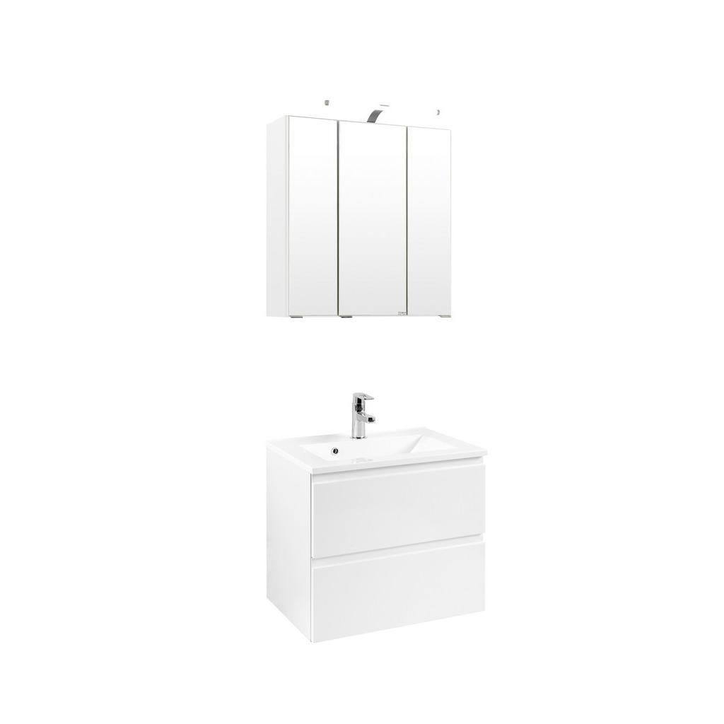Livetastic Badezimmer weiß