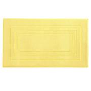 KOPALNIŠKA PREPROGA FEELING - rumena, Konvencionalno, tekstil (60/100cm) - Vossen