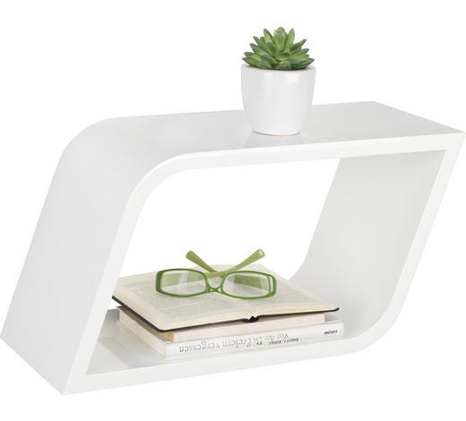 HÄNGEWÜRFEL-SET in  Weiß - Weiß, Design, Holzwerkstoff (56,5/30/20cm) - Xora