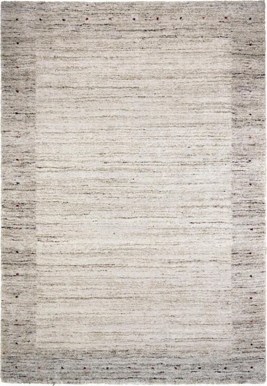 VÄVD MATTA - naturfärgad, Klassisk, textil (160/230cm) - NOVEL
