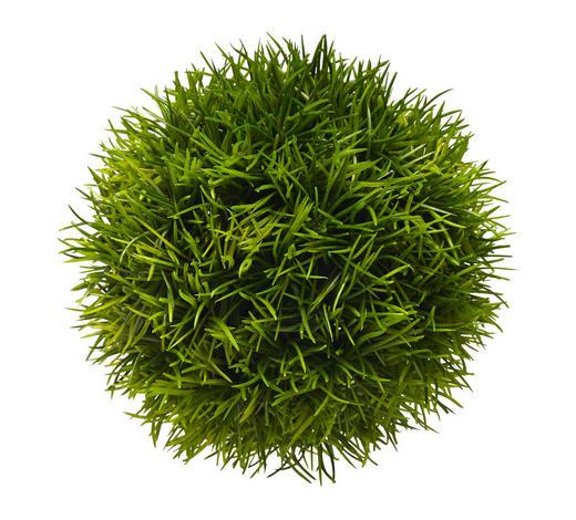 GRASKUGEL - Grün, Basics, Kunststoff (14cm)