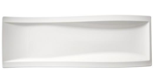 SERVIERPLATTE - Weiß, Basics (15/42cm) - VILLEROY & BOCH
