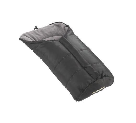 FUSAK - černá, Konvenční, textil (36/80/7cm) - My Baby Lou