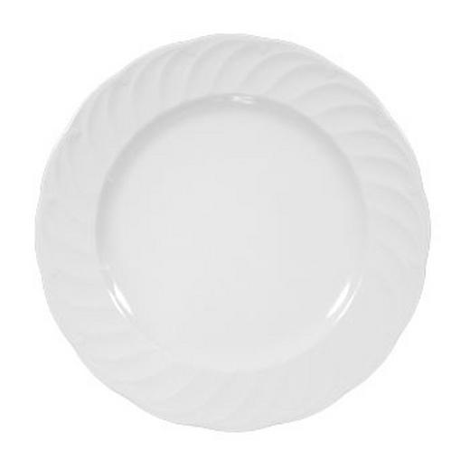 SPEISETELLER Keramik Porzellan - Weiß, Basics, Keramik (27cm) - Seltmann Weiden