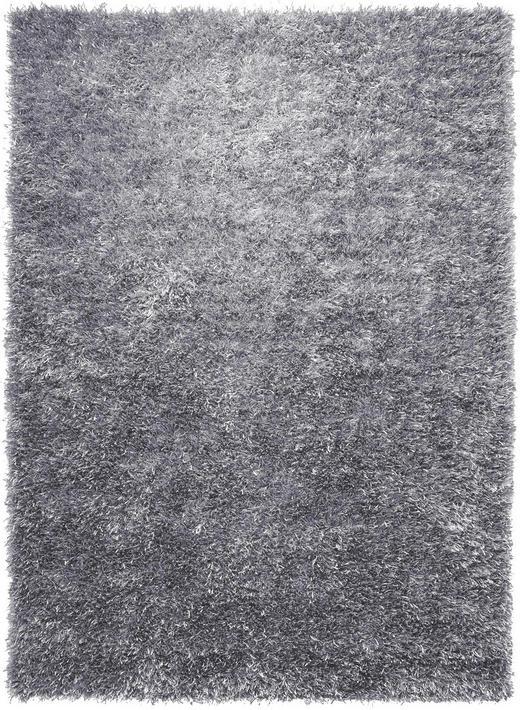HOCHFLORTEPPICH  90/160 cm   Silberfarben - Silberfarben, Basics, Textil (90/160cm) - Esprit