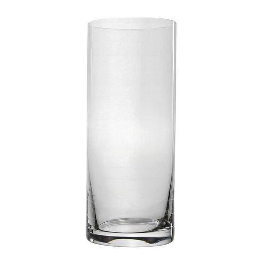 VASE 26,00 cm - Klar, Basics, Glas (26,0cm) - Bohemia