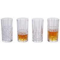 LONGDRINKGLAS 4-teilig - Klar, KONVENTIONELL, Glas (7,7/15,1cm) - Nachtmann