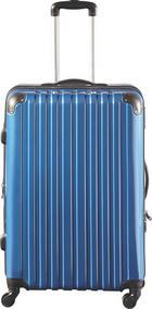 REISEKOFFER - Blau, Basics, Kunststoff (69/48/30,5cm) - Boxxx