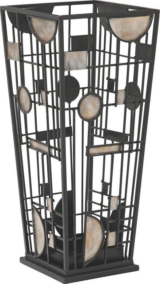 STALAK ZA KIŠOBRANE - boje srebra/crna, Lifestyle, metal (23/53/23cm) - BOXXX