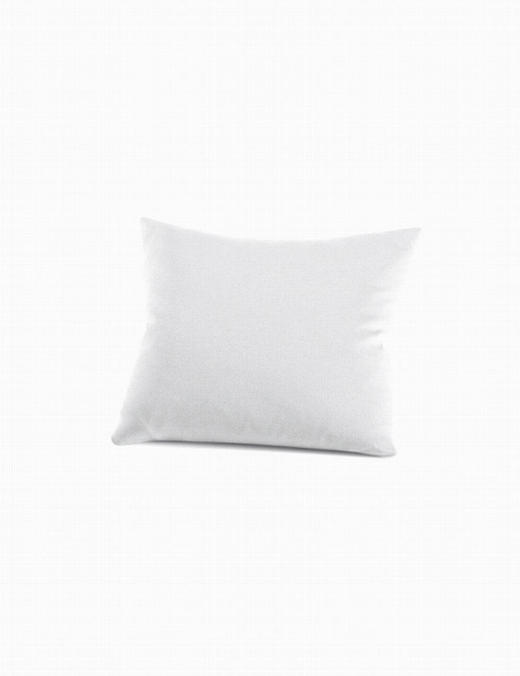 KISSENHÜLLE - Weiß, Basics, Textil (40 40 cm) - Schlafgut