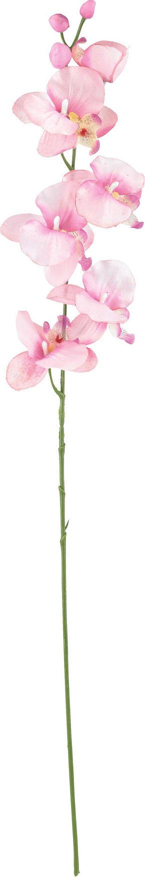 KONSTGJORD BLOMMA - pink/grön, Basics, textil/plast (72cm)