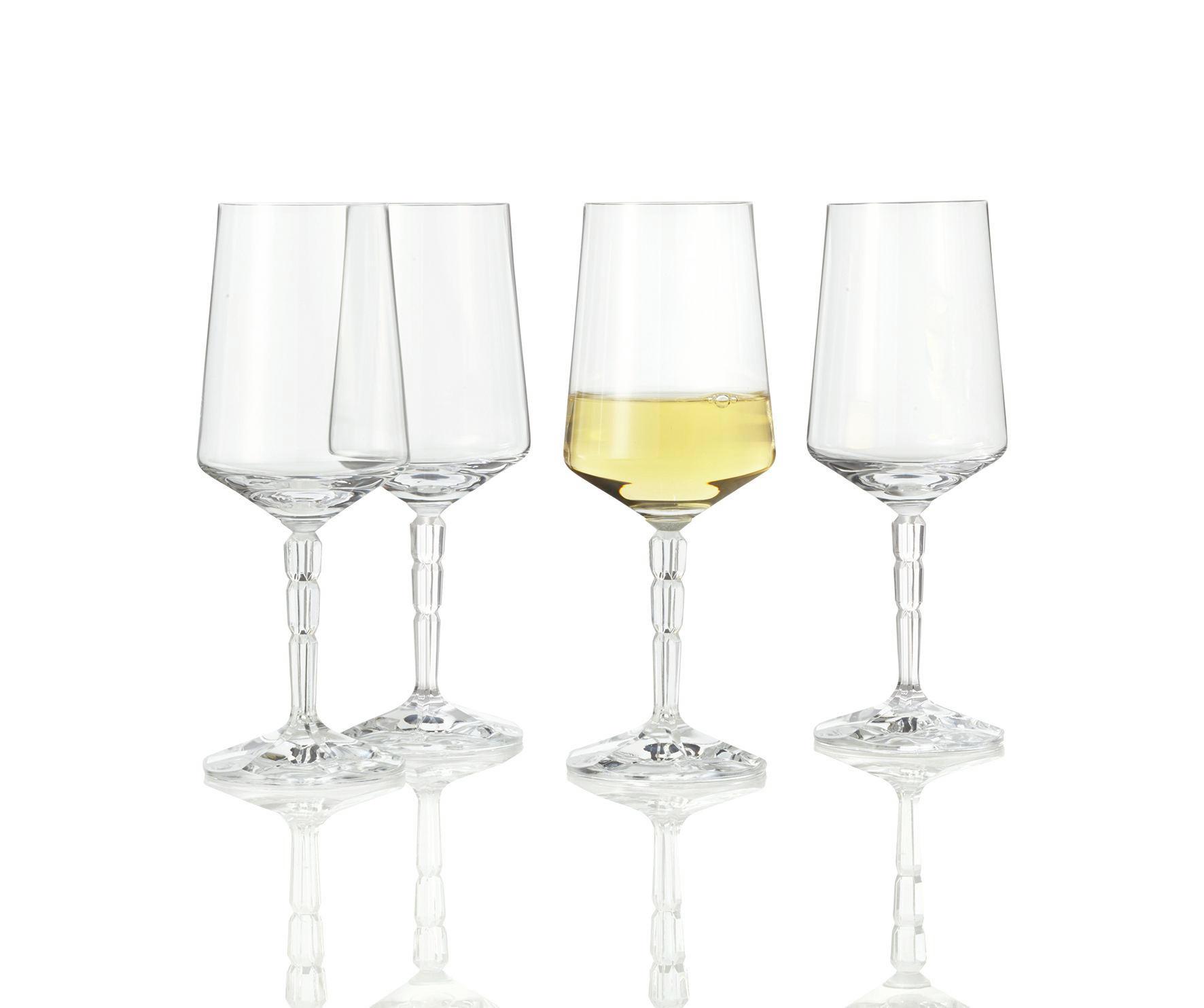WEIßWEINGLAS - Transparent, Glas (7,20/19,20/7,20cm) - LEONARDO