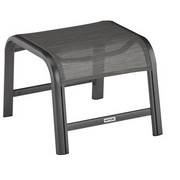 GARTENHOCKER - Anthrazit, Design, Textil/Metall (49/40/56cm) - Kettler HKS