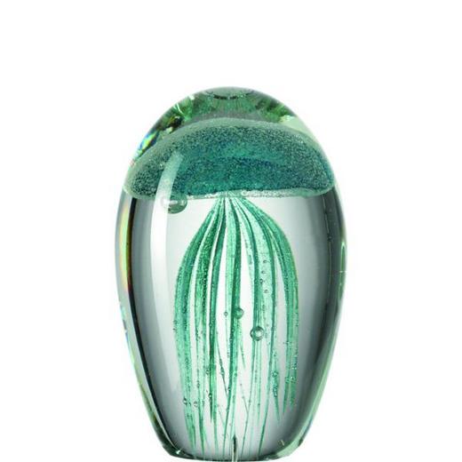 DEKOTIER - Türkis, Basics, Glas (7/10,5cm) - Leonardo