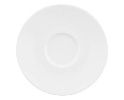 UNTERTASSE - Weiß, Basics, Keramik (16,5cm) - Seltmann Weiden