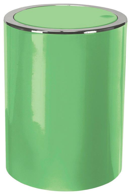 KOSMETIKEIMER Kunststoff - Grün, Basics, Kunststoff (19/24,5cm) - Kleine Wolke
