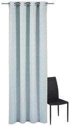 ÖSENSCHAL  blickdicht   140/250 cm - Mintgrün, Textil (140/250cm) - Esprit