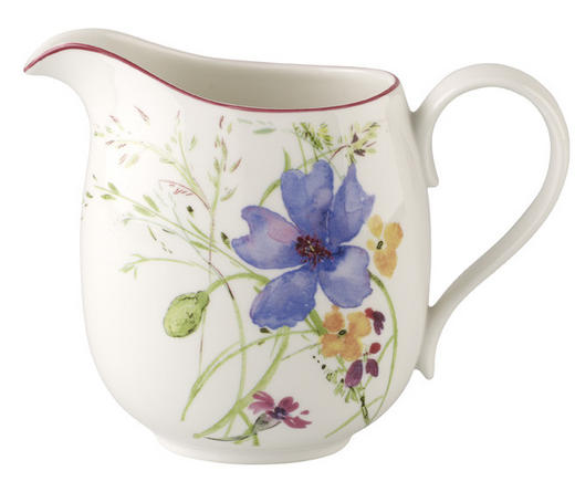 MILCHKRUG - Weiß, Basics, Keramik (0,6l) - Villeroy & Boch