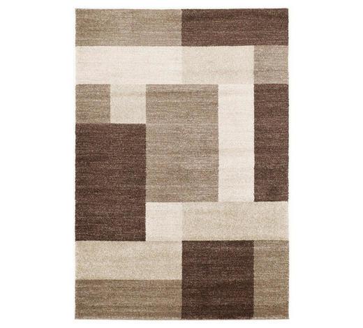 WEBTEPPICH - Braun, KONVENTIONELL, Textil (200/290cm) - Novel