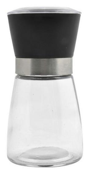 KRYDDKVARN - svart/transparent, Basics, metall/plast