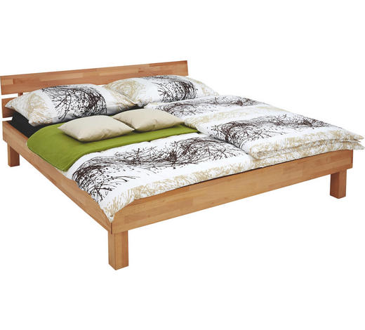 POSTEL, dřevo, barvy buku - barvy buku, Design, dřevo (180/200cm) - Carryhome