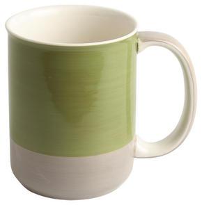KAFFEMUGG - grön/grå, Design, keramik (8,4/10,7cm) - Landscape