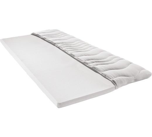 TOPPER - Weiß, Basics, Textil (140/200cm) - Sleeptex