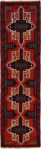 KOBEREC ORIENTÁLNÍ - Multicolor, Konvenční, další přírodní materiály (70/250cm) - Esposa