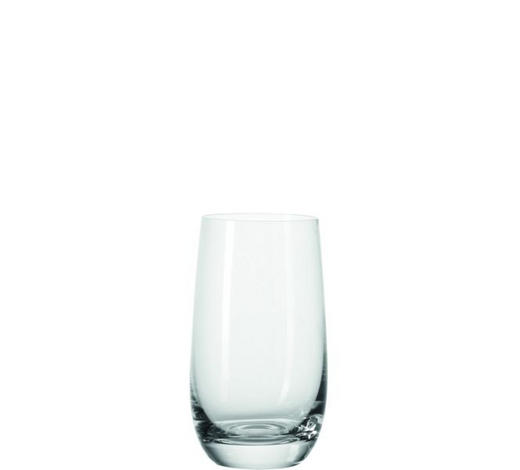 TRINKGLAS 270 ml - Klar, KONVENTIONELL, Glas (7/13/7cm) - Leonardo