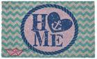 KOKOSMATTE 45/75 cm Schriftzug Multicolor - Multicolor, Basics, Textil (45/75cm)
