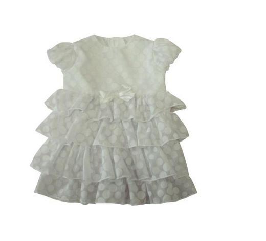 TAUFKLEID - Weiß, Basics, Textil (68null) - My Baby Lou