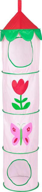 HÄNGEAUFBEWAHRUNG - Rot/Rosa, Textil (30/140cm) - MY BABY LOU