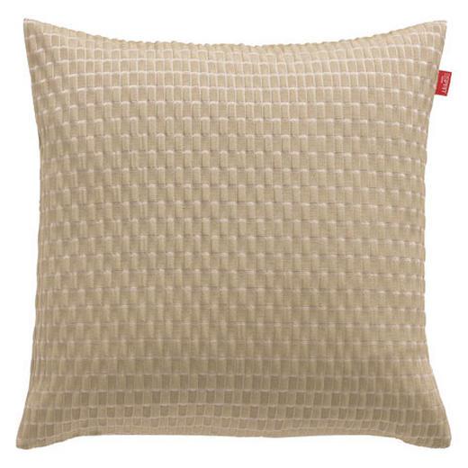 KISSENHÜLLE Sandfarben 50/50 cm - Sandfarben, Basics, Textil (50/50cm) - ESPRIT