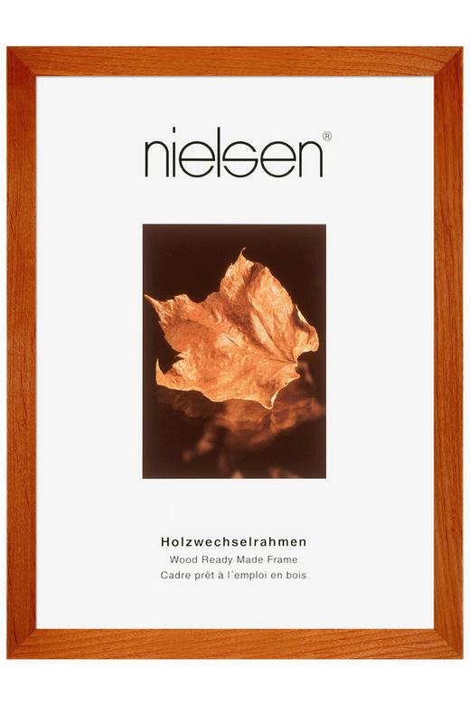 BILDERRAHMEN  Kirschbaumfarben - Kirschbaumfarben, Basics, Holz (60/80cm)