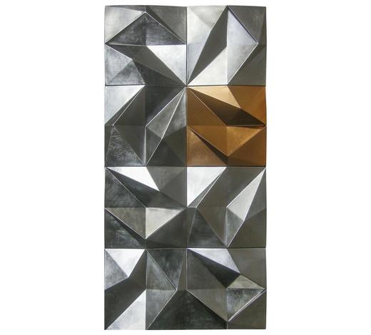 BILD Abstraktes  - Multicolor, Design, Kunststoff (60/120cm) - Monee
