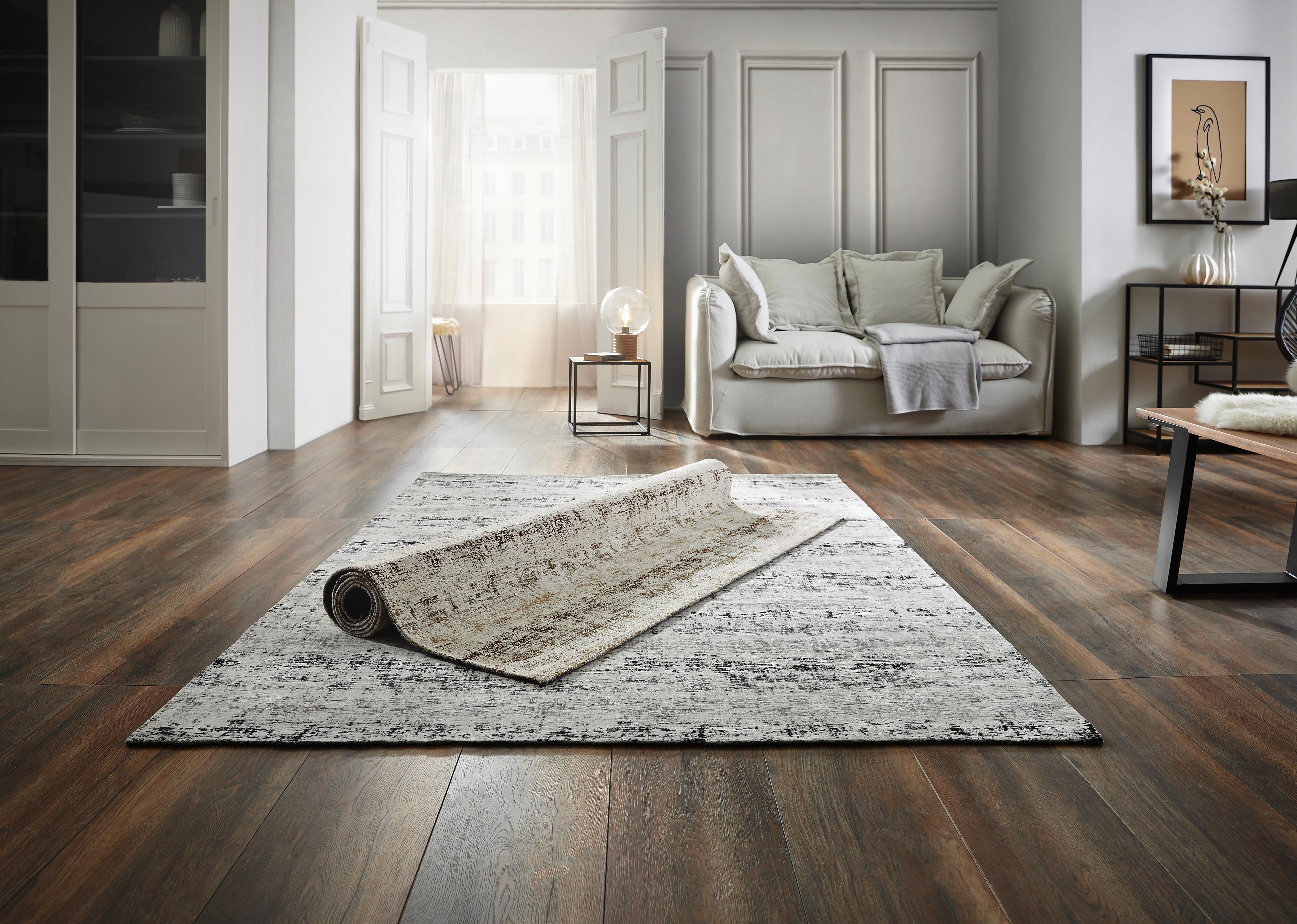 FLATVÄVD MATTA 200/290 cm - beige/brun, Klassisk, textil (200/290cm) - Novel