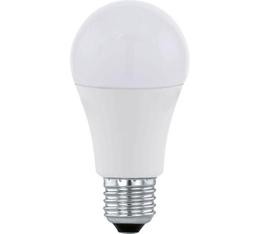 LED-Leuchtmittel E27  - Weiß, Basics, Glas (11,2cm) - Homeware