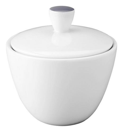 ZUCKERDOSE Keramik - Grau, Basics, Keramik (0,26l) - Seltmann Weiden