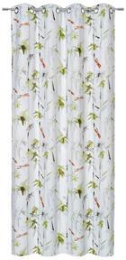 ÖLJETTLÄNGD - grön/grå, Klassisk, textil (135/245cm) - ESPOSA