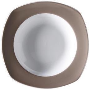 DJUP TALLRIK - mörkbrun, Basics, keramik (21cm) - Ritzenhoff Breker