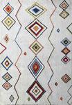 HOCHFLORTEPPICH  130/190 cm   Multicolor - Multicolor, LIFESTYLE, Textil (130/190cm) - Novel