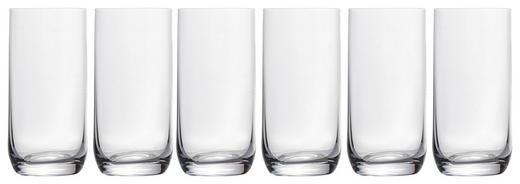 GLÄSERSET 6-teilig - Klar, Basics, Glas (0,31cm) - Leonardo