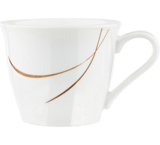 ŠÁLEK NA ESPRESSO, porcelán (new bone china) - bílá/černá, Design, keramika (0,1l) - Ritzenhoff Breker