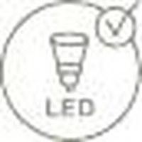 LED-DECKEN- UND EINBAULEUCHTE - Weiß, Design, Kunststoff/Metall (120/30/5cm)