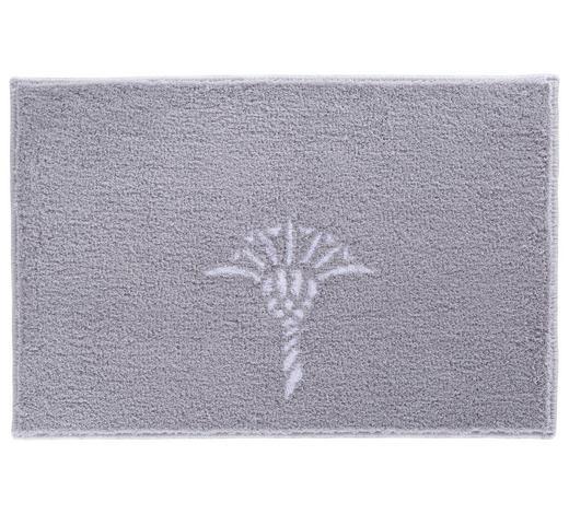 BADTEPPICH in Grau 60/90 cm - Grau, Design, Textil (60/90cm) - Joop!
